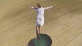 Kurioses aus der Welt des Sports: Klippensprung und Meisterfänger