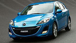 Kompakter Konkurrent: Vorstellung Mazda 3