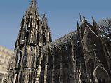 Der Kölner Dom ist Europas Meisterwerk gotischer Baukunst.